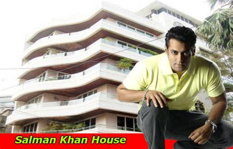 Salman Khan House, Place Where Bollywood's Dabangg Lives