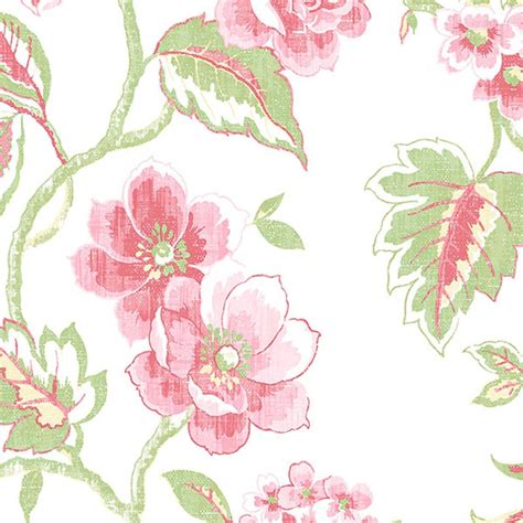 bathroom stickers for ab42439 jacobean floral wallpaper wallcovering 16671