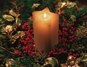 Bougies De Noel : 23 id es de d coration avec des bougies de no l ~ Melissatoandfro.com Idées de Décoration