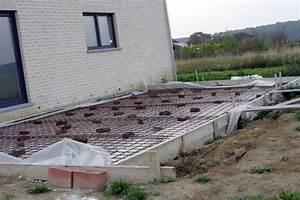 prix au m2 etancheite terrasse prix au m2 etancheite With lovely maison en siporex prix 2 prix du beton cellulaire au m2