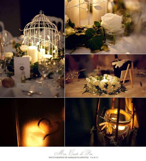 idees deco une table de mariage romantique pour lhiver