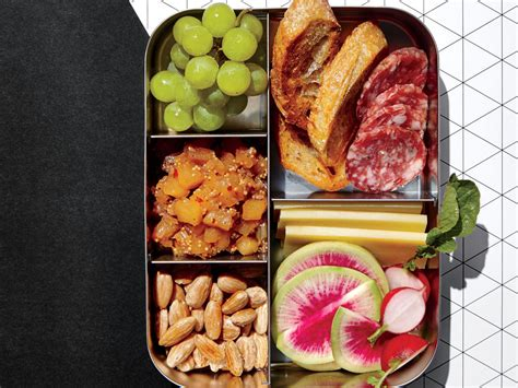 ploughmans lunch box recipe cooking light