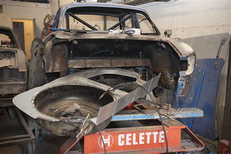 Alfa Romeo Restoration by Classic Alfa Romeo Giulia Gt Restoration Racing Restorations