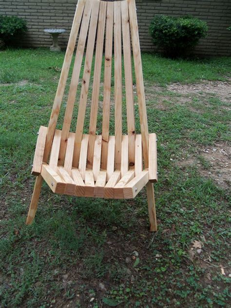kentucky chair plans  woodworking