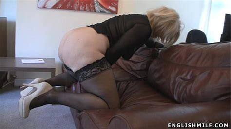 Big Ass British Milf In Stockings With Vibrator Xvideos