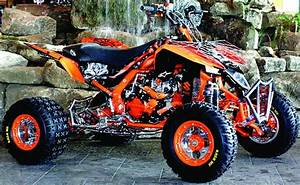 Quad 450 Ltr : modified madness spyder quad super scary tpr suzuki ltr 450 dirt wheels magazine ~ Medecine-chirurgie-esthetiques.com Avis de Voitures