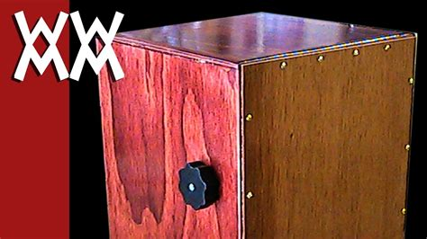 cajon drum  adjustable snare youtube