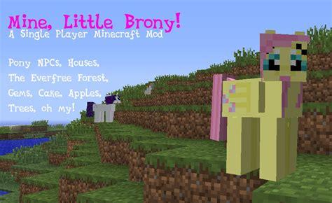 My Little Pony Minecraft Servers 1.5.1