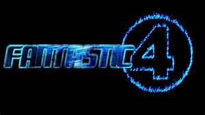 Fantastic four logo eps download