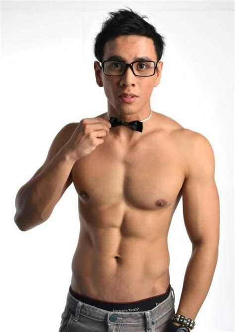 Miong21 Blogspot Billy Hermosura Pinoy Model
