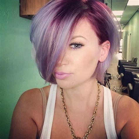 light purple hair light purple hair on