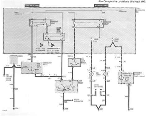 bmw e39 wiring diagrams lights 24h schemes