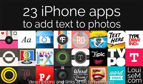 can t add to iphone ultimate list 23 iphone apps to add text to photos