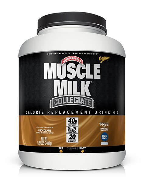 Muscle Milk Bodybuilding Supplement Review