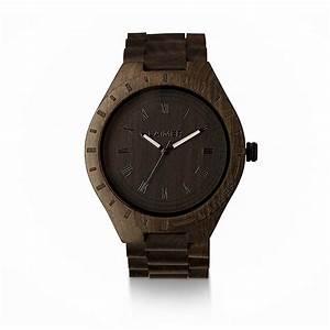 Uhren Aus Holz : laimer herrenuhr aus holz armbanduhr als naturprodukt aus sandelholz herrenuhren ~ Whattoseeinmadrid.com Haus und Dekorationen