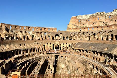 Rome Italy Colosseum How To Skip The Line
