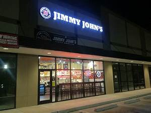 jimmy johns sandwich houstonsignmakercom With channel letter signs houston tx