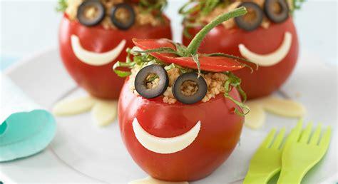 recette de cuisine originale et inventive cuisine créative avec les enfants des assiettes
