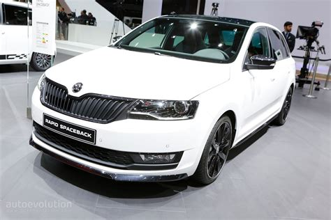 2017 Skoda Rapid Sports New Design Details And 10 Tsi