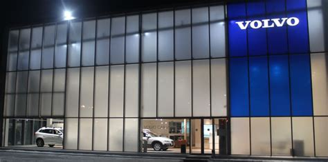 Volvo Opened Its First Dealership In Izhevsk