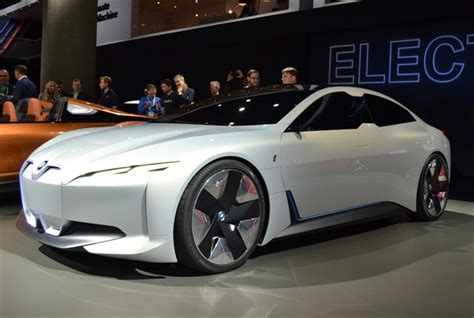 bmw i4 2020 bmw confirms i4 ev with tesla beating range top news
