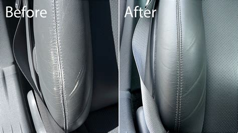 How To Restore Worn Leather by Leather Restoration Worn Bolster Repairs