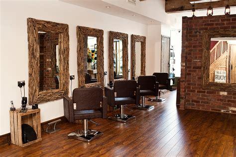 rustic salon decor pinterest
