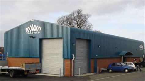 Factory Building Design & Steel Building Construction