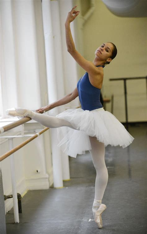 misty copeland  attracting  audiences  ballet ny daily news