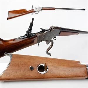 Stevens  U0026quot Favorite U0026quot  Falling Block Single-shot Rifle