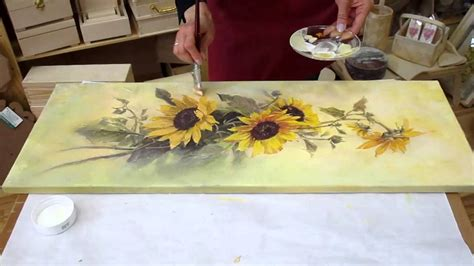 decoupage tutorial diy decoupage  canvas