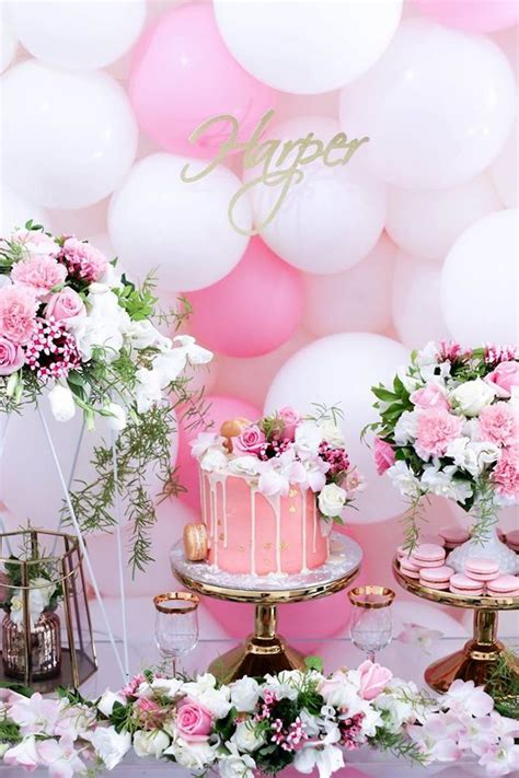 pink and white balloon decorations 25 b 228 sta id 233 erna om pink white p 229