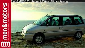Top 10 Mpvs 2001  Peugeot 806 And Citroen Synergy