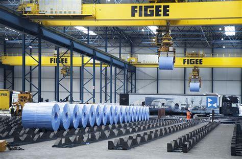 steel metal broekman logistics