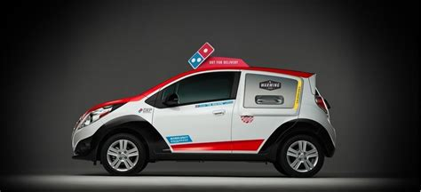 Dominos Pizza Cars by Even More Dominos Dxp Delivery Vehicles To Hit The Road
