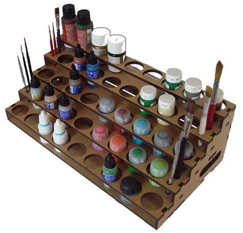 rack de rangement pour atelier de peinture id 233 es creatives maison atelier