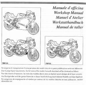 Free Ducati 750ss 900ss 1991
