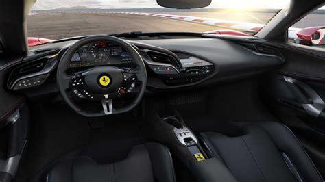 Ferrari Sf90 Stradale Plug-in Supercar Is The Most