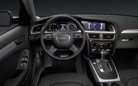 2014 Audi A4 Interior 2014 audi a4 vs 2014 bmw 328i