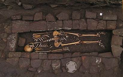 Birth Medieval Coffin Surgery Mother Dead Skeleton
