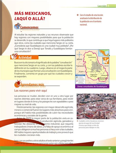 Issuu is a digital publishing platform that makes it simple to publish magazines, catalogs, newspapers, books, and more online. Geografía Cuarto grado 2016-2017 - Online - Libros de ...