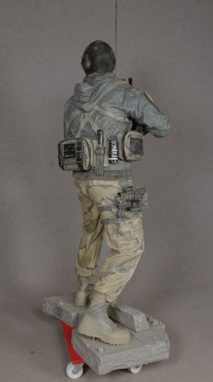 Action Figure Ghost From Call Of Duty Modern Warfare 2