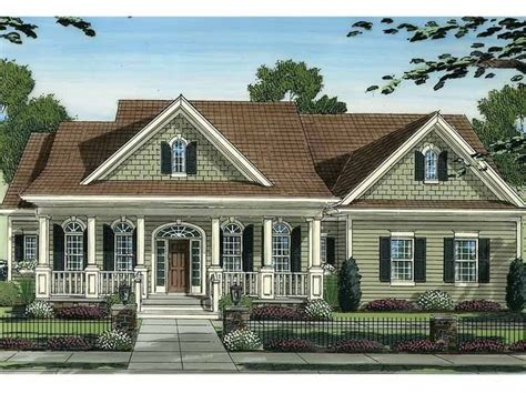 eplans country house plan covered porches offer spectacular outdoor living space 2513 square