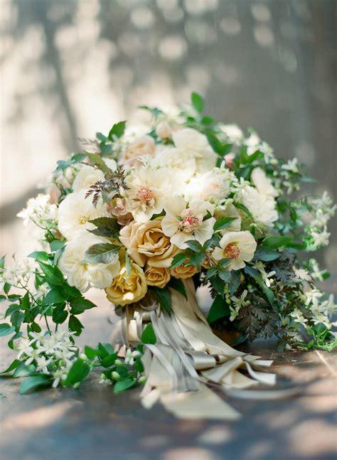 Seasonal Flowers Romantic September Wedding Flowers