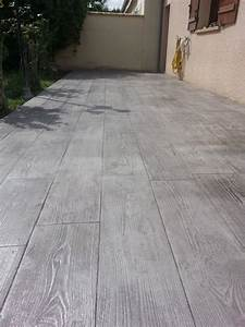 terrasse en beton decoratif prix et conseils pour bien With terrasse beton cire exterieure