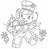 Circo Cachorros Tininha Jamboree sketch template