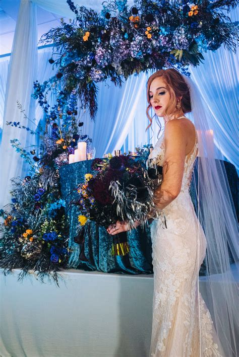 Romantic and Whimsical Tampa Inspired Wedding Styled Shoot
