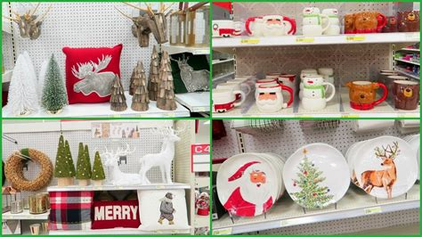christmas walmart decor shopping at target walmart for decorations