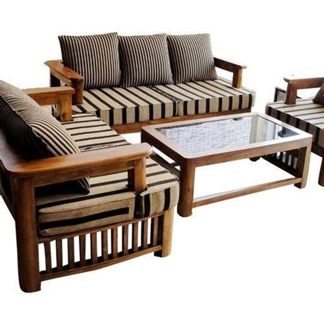 Sofa Set Designs With Price Below 15000 by Living Room Wooden Sofa Set At Rs 5000 Gd Road