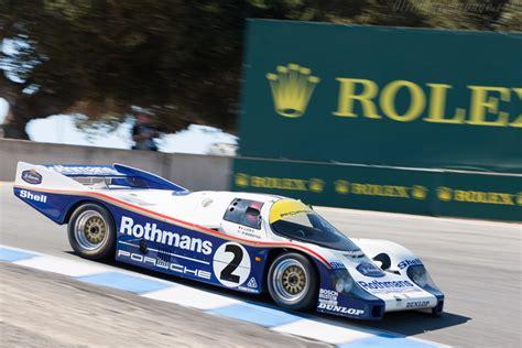 Porsche 956 - Chassis: 956-006 - 2012 Monterey Motorsports ...